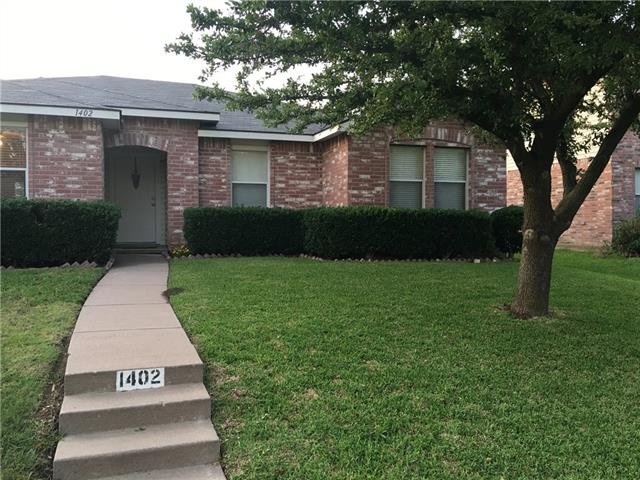 Photo of 1402 Coral Reef Lane  Wylie  TX