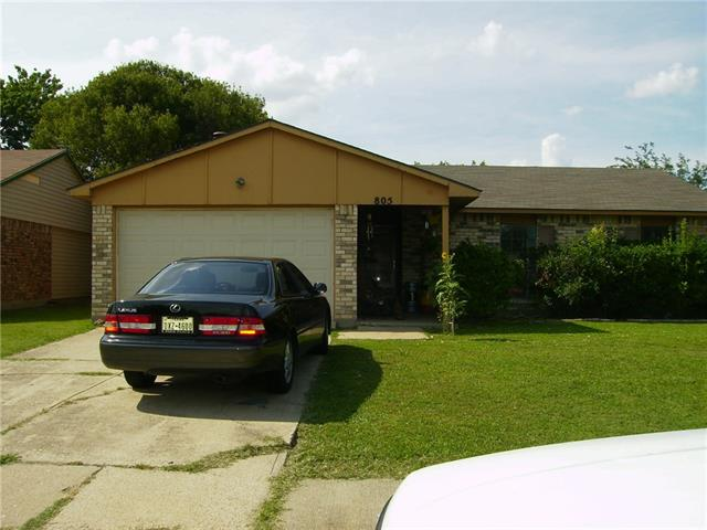 Photo of 805 Circle Cove Drive  Allen  TX