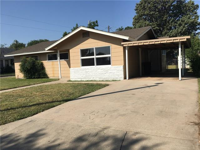 Photo of 882 Jeanette Street  Abilene  TX
