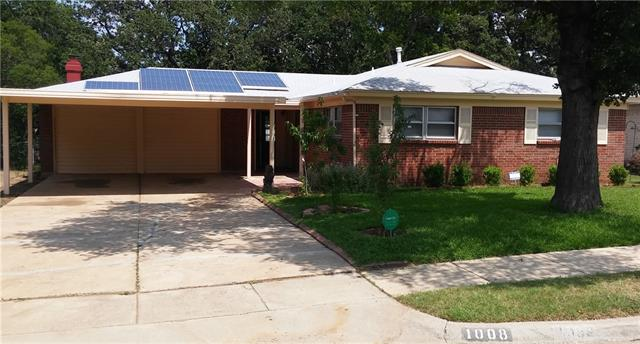 Photo of 1008 Russell Lane  Bedford  TX