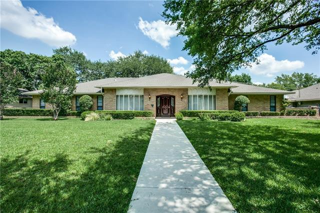 Photo of 7151 Mossvine Drive  Dallas  TX
