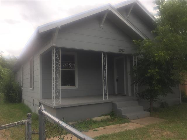 Photo of 2913 Mckinley Avenue  Fort Worth  TX