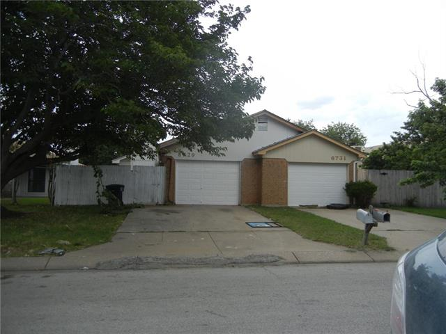 Photo of 6729 S Creek Drive  Fort Worth  TX