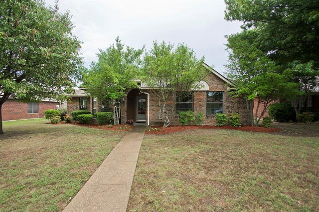 Photo of 1516 Clover Drive  Allen  TX