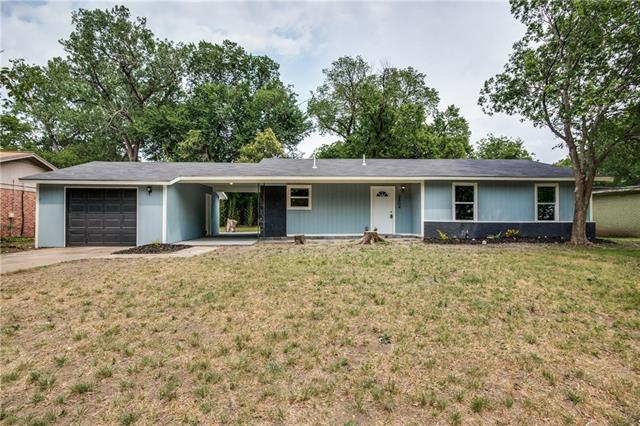 Photo of 2804 Cecil Drive  Richland Hills  TX
