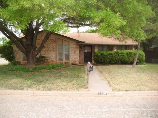 Photo of 3226 Birch Drive  Abilene  TX