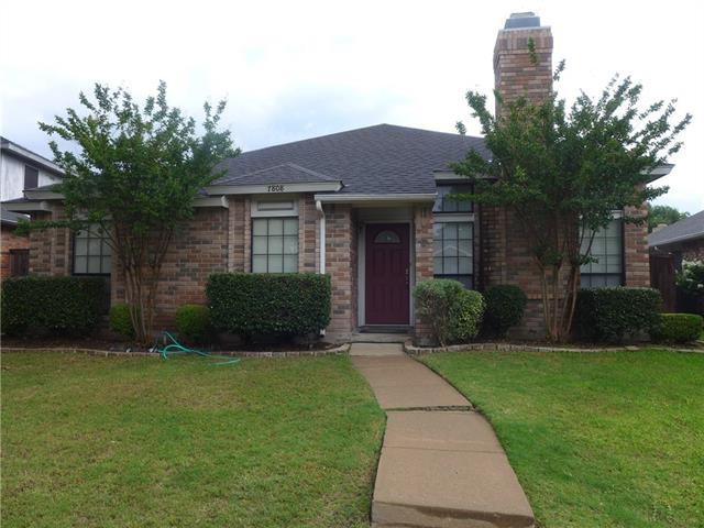 Photo of 7808 Vienna Drive  Plano  TX