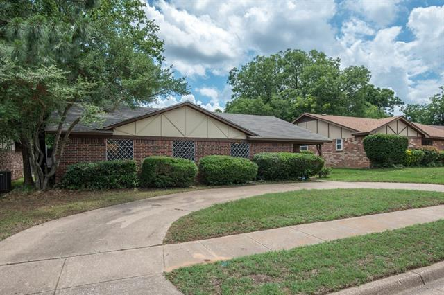 Photo of 1112 Forest Ridge Drive  Bedford  TX
