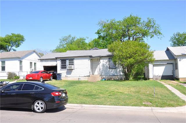 Photo of 4117 Ramey Avenue  Fort Worth  TX