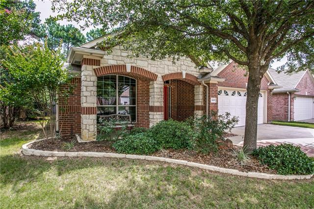 Photo of 553 Lowery Oaks Trail  Fort Worth  TX