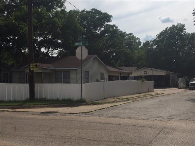 Photo of 321 Jannie Street  Denton  TX