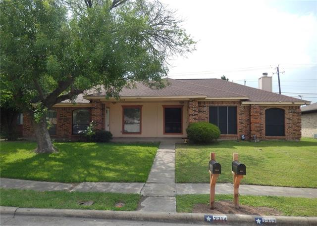 Photo of 2214 Limestone Lane  Garland  TX