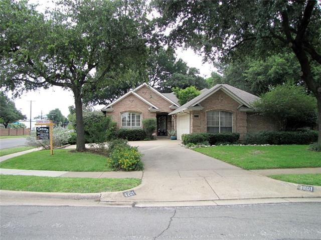 Photo of 1201 Boardwalk Street  Arlington  TX