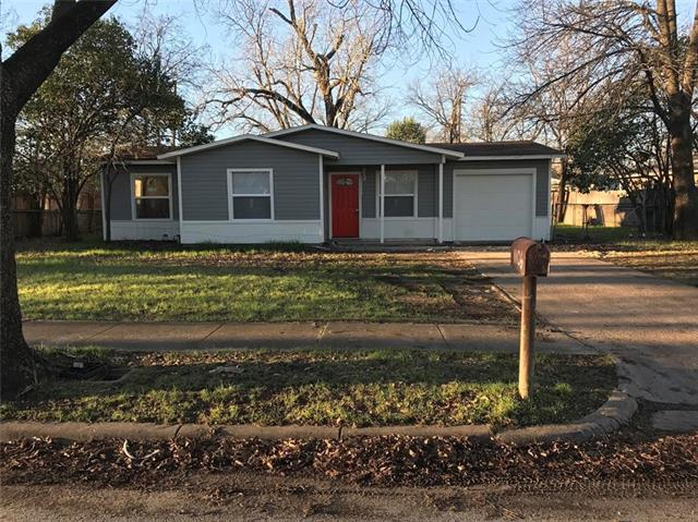 Photo of 1106 Hensley Street  Arlington  TX