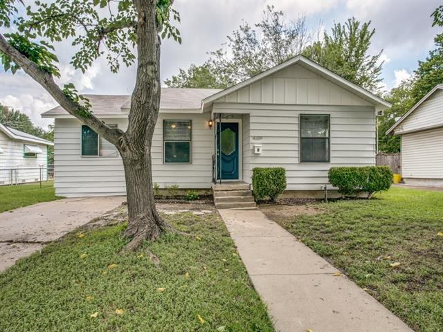 Photo of 4209 Voncille Street  Haltom City  TX