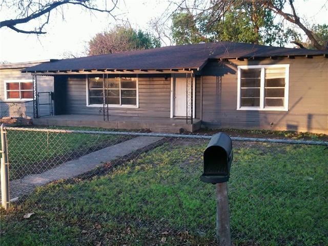 Photo of 1610 N Buffalo Avenue  Cleburne  TX