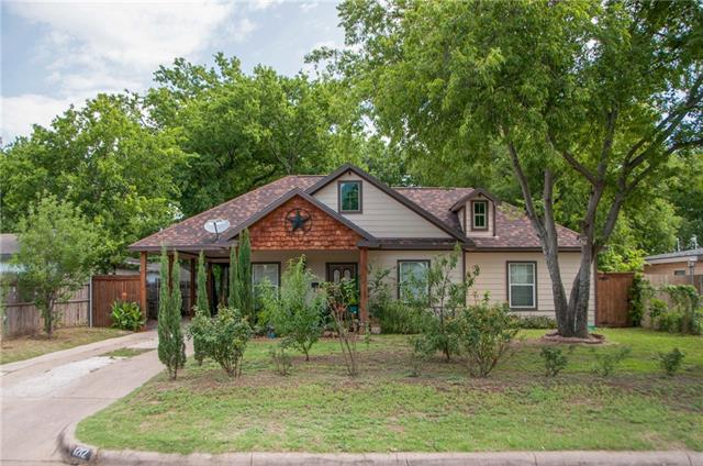 Photo of 1212 Edney Street  Fort Worth  TX