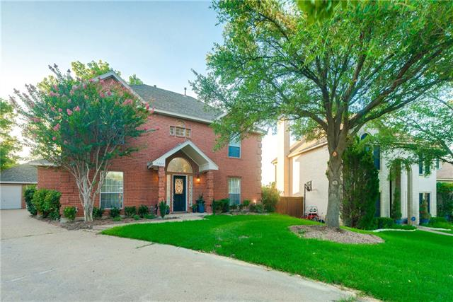Photo of 7504 Rall Circle  Fort Worth  TX