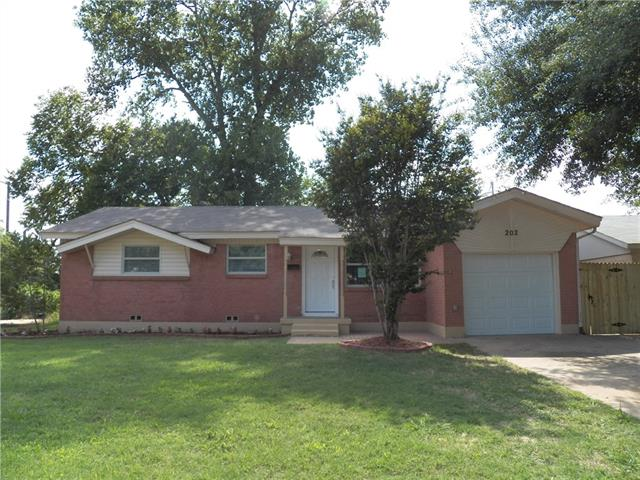 Photo of 202 S Sheppard Drive  Euless  TX