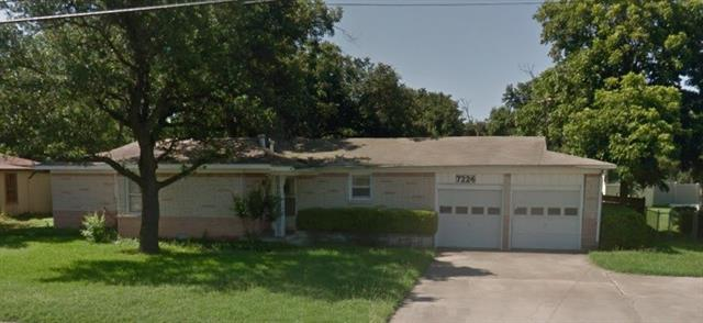 Photo of 7224 Glenview Drive  Richland Hills  TX