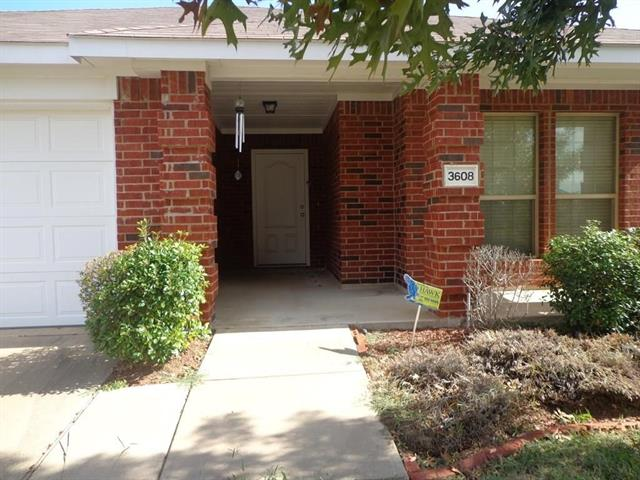 Photo of 3608 Bluejay Boulevard  Mesquite  TX