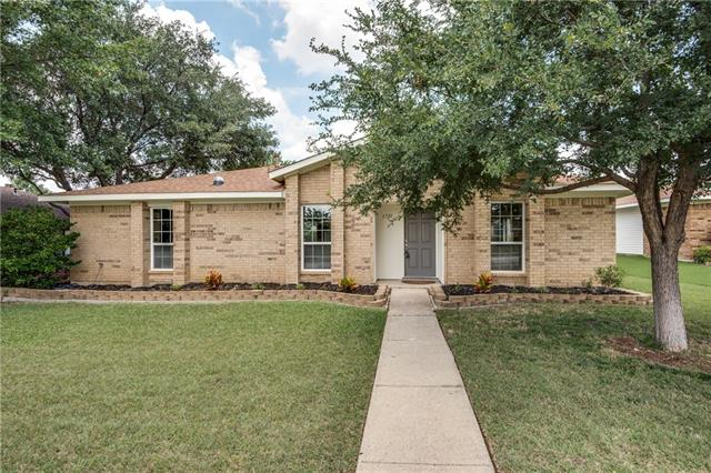 Photo of 1721 Clydesdale Drive  Lewisville  TX