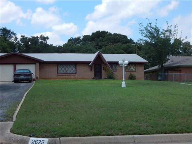 Photo of 2625 Rodeo Street  Fort Worth  TX