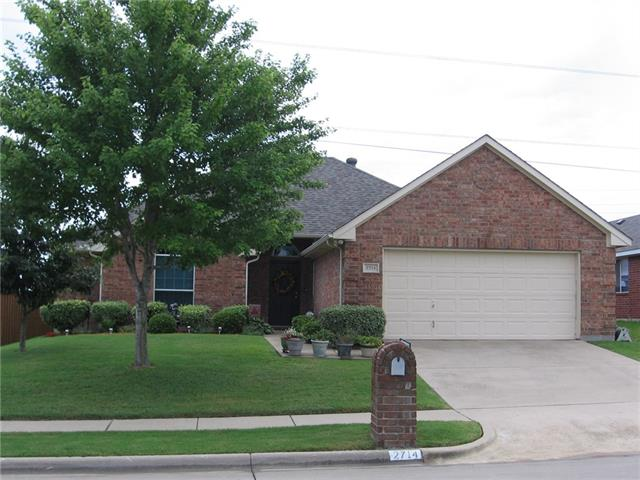 Photo of 2714 Simmons Drive  Sachse  TX