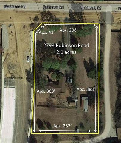 primary photo for 2798 Robinson Road, Denton, TX 76210, US