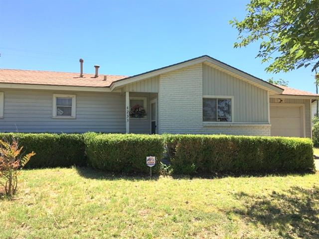 Photo of 4233 Edgemont Drive  Abilene  TX