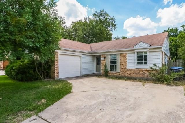 Photo of 4612 Moss Rose Drive  Fort Worth  TX