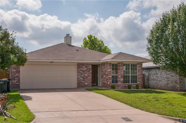 Photo of 8186 Spruce Valley Drive  Fort Worth  TX