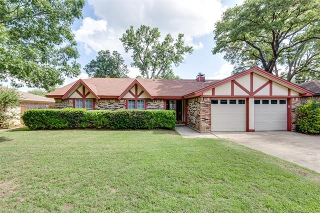 Photo of 1616 Brookhaven Circle  Bedford  TX