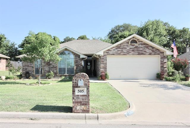Photo of 505 Sweetwater Drive  Weatherford  TX