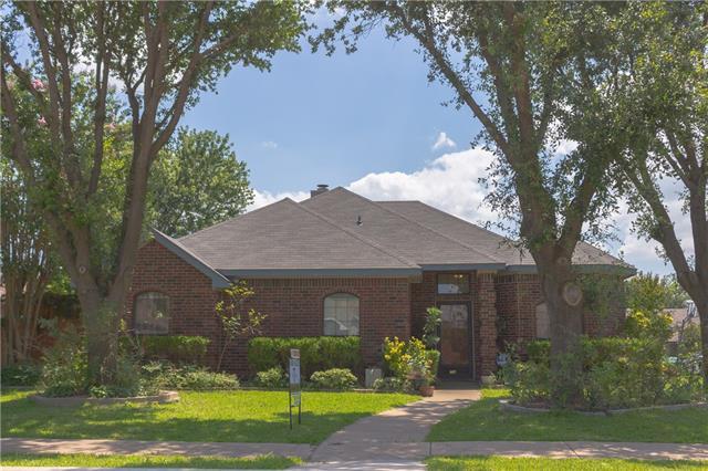 Photo of 6607 Rosebud Drive  Rowlett  TX