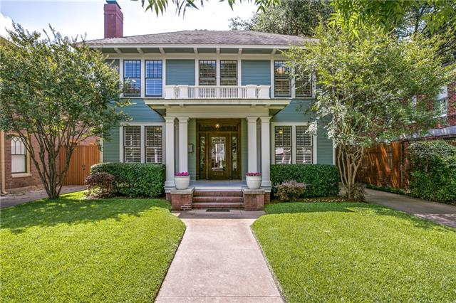 Photo of 4818 Tremont Street  Dallas  TX