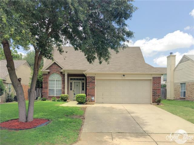 Photo of 2632 Dahlia Drive  Fort Worth  TX