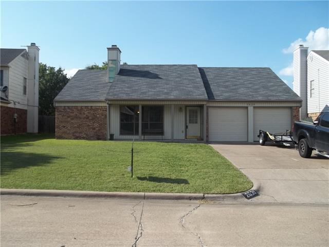 Photo of 2630 Remmington Drive  Grand Prairie  TX