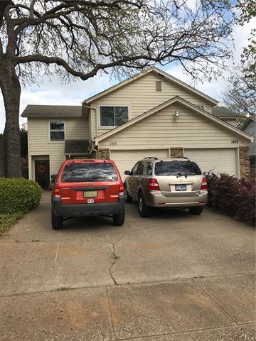 Photo of 1437 Palmnold Circle W  Fort Worth  TX