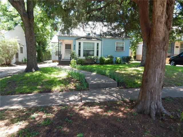 Photo of 4025 Locke Avenue  Fort Worth  TX