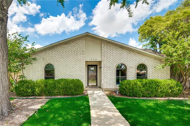 Photo of 434 Willow Springs Drive  Coppell  TX