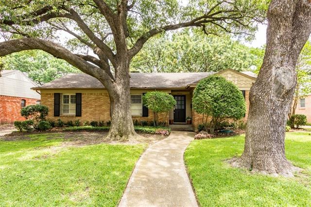 Photo of 3625 Ingleside Drive  Dallas  TX