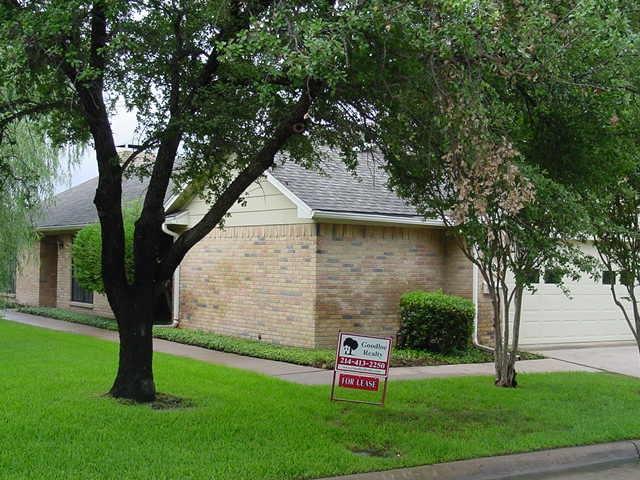 Photo of 2709 Glenwood Court  Carrollton  TX