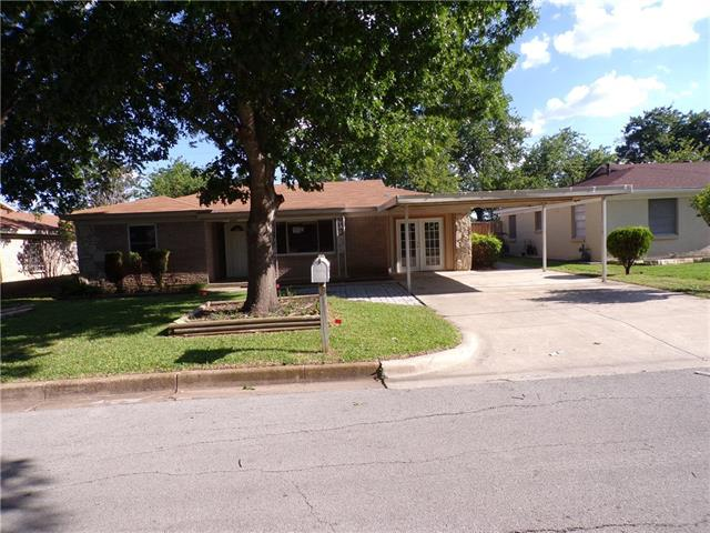 Photo of 552 Parkside Drive  White Settlement  TX