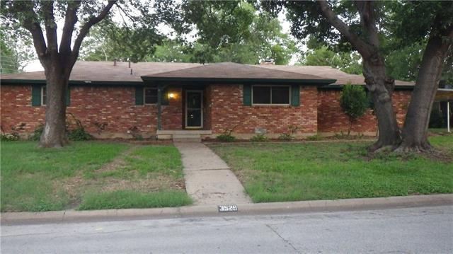 Photo of 3529 CHAFFIN Drive  Richland Hills  TX