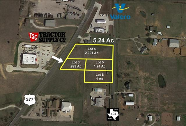 primary photo for Lot 3 US 377, Cross Roads, TX 76227, US