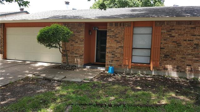 Photo of 7321 Christie Lane  Dallas  TX