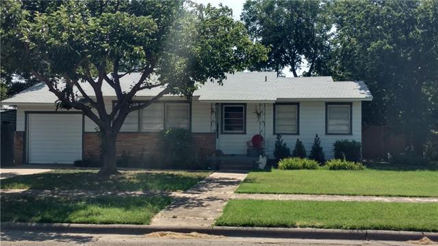 Photo of 1957 Ballinger Street  Abilene  TX