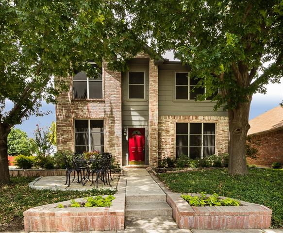Photo of 7821 Excaliber Road  Frisco  TX