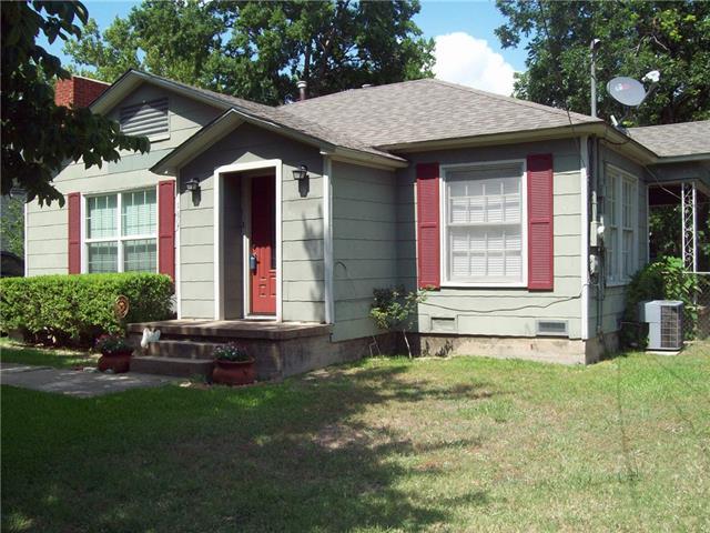 Photo of 1807 N Wharton Street  Sherman  TX